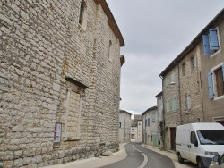 Photo paysage et monuments, Berrias-et-Casteljau - le village