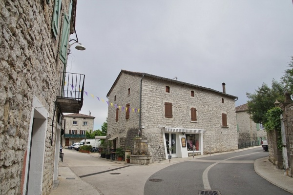 Photo Berrias-et-Casteljau - le village