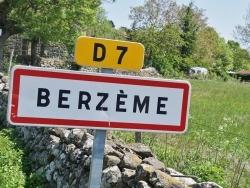 Photo paysage et monuments, Berzème - Berzeme (07580)