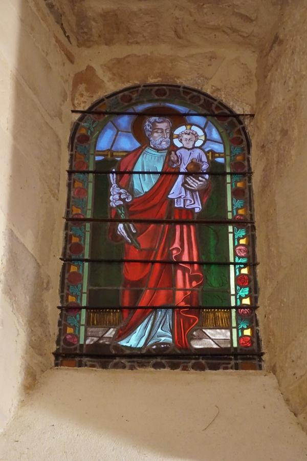 Photo Bessas - église Saint etienne