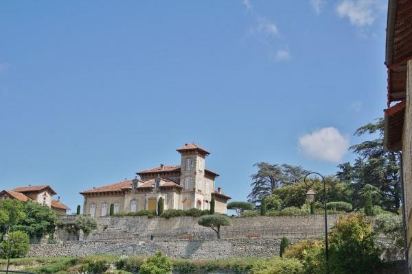 Photo Bourg-Saint-Andéol - le village