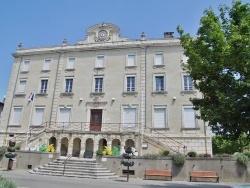 Photo paysage et monuments, Bourg-Saint-Andéol - la Mairie