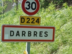Photo paysage et monuments, Darbres - darbres (07140)
