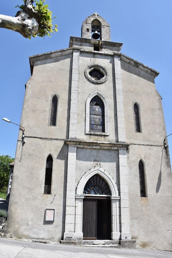 Photo Darbres - église Saint Arconce