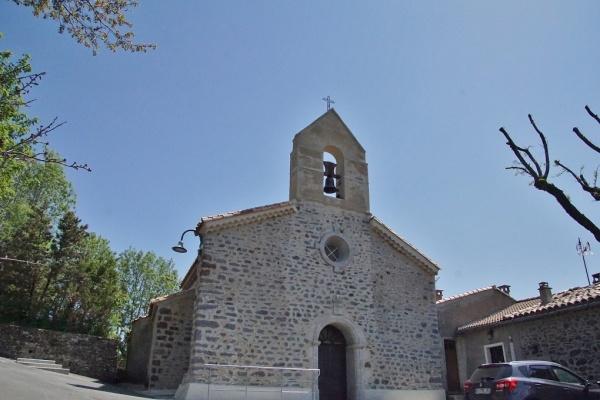 Photo Freyssenet - église Notre Dame