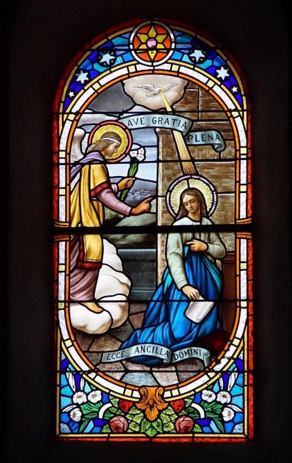 Photo Jaujac - église Saint Bonnet