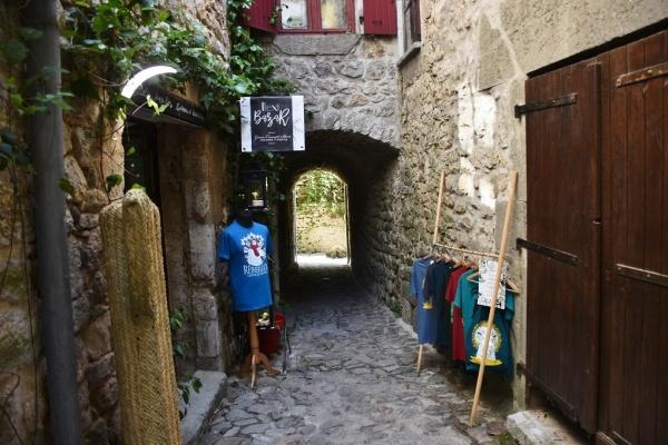 Photo Labeaume - le Village