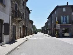 Photo paysage et monuments, Lablachère - le Village