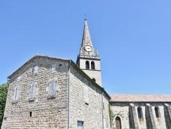 Photo paysage et monuments, Lablachère - église Saint Julien