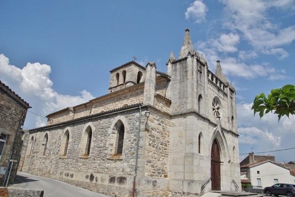 Photo Lachapelle-sous-Aubenas - église Notre Dame
