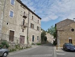 Photo paysage et monuments, Lagorce - le Village