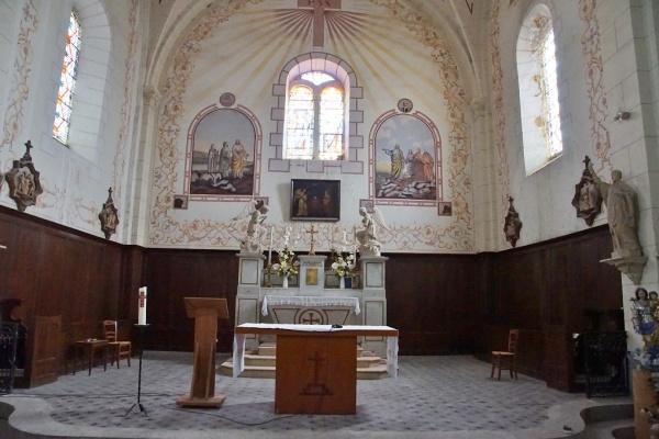 Photo Lagorce - église Saint André