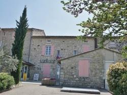Photo paysage et monuments, Lussas - La Mairie