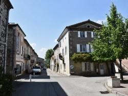 Photo paysage et monuments, Lussas - le Village