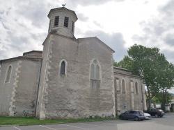 Photo paysage et monuments, Meysse - église Saint Jean Baptiste