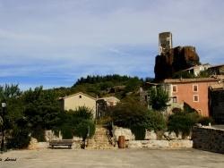 Photo paysage et monuments, Mirabel - MIRABEL et la TOUR de Mirabel
