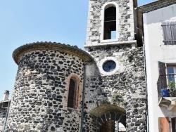 Photo paysage et monuments, Mirabel - église Saint Etienne