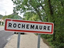 Photo paysage et monuments, Rochemaure - rochemaure (07400)