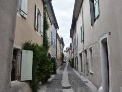 Photo paysage et monuments, Rochemaure - le Village