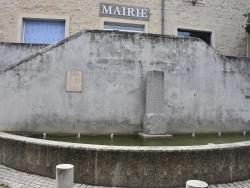 Photo paysage et monuments, Rochemaure - la Fontaine