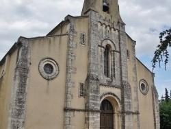 Photo paysage et monuments, Rochemaure - église Saint Laurent