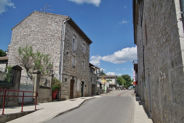 Photo Saint-Alban-Auriolles - le Village