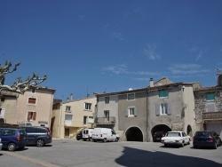 Photo paysage et monuments, Saint-Jean-le-Centenier - le Village