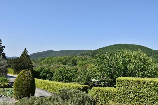 Photo Saint-Maurice-d'Ibie - le Jardin