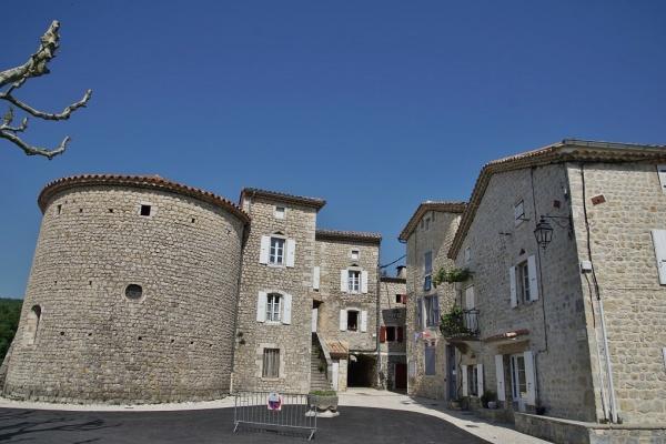 Photo Saint-Maurice-d'Ibie - le Village