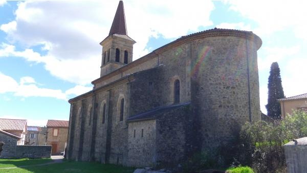Photo Saint-Paul-le-Jeune - Eglise paroissiale Saint Paul