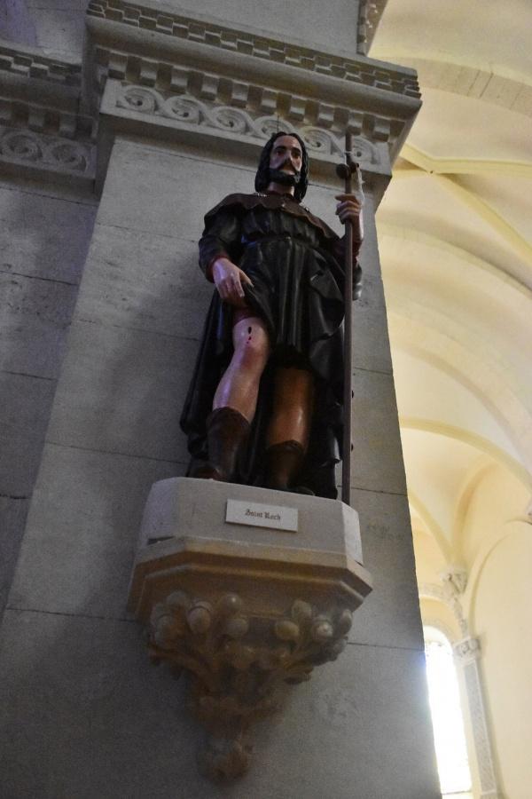 Photo Saint-Remèze - église Saint Remy