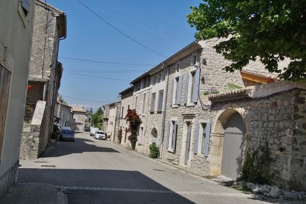 Photo Saint-Remèze - le village