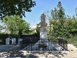 Photo paysage et monuments, Saint-Remèze - le monument Aux Morts