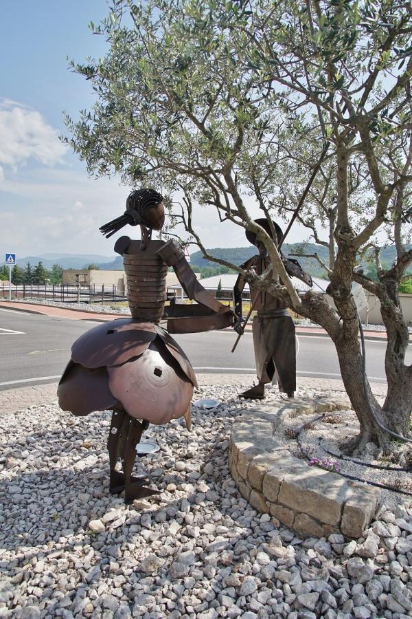 Photo Saint-Sernin - les Statutes