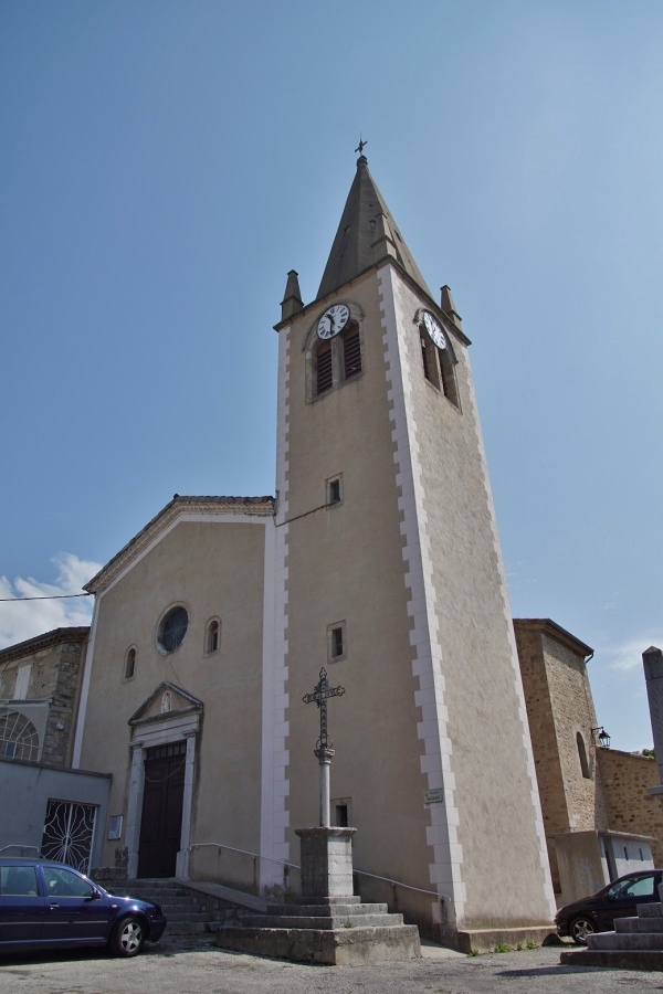 Photo Saint-Sernin - église Saint saturnin