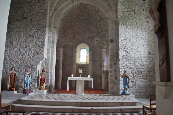 Photo Saint-Thomé - église Saint Thomas