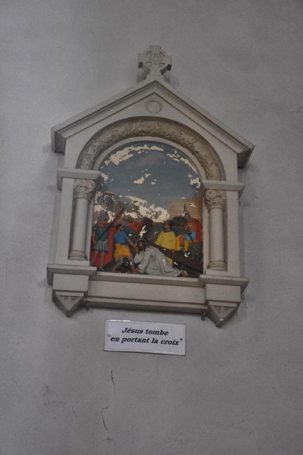 Photo Vallon-Pont-d'Arc - église saint saturnin