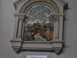 Photo paysage et monuments, Vallon-Pont-d'Arc - église Saint Saturnin