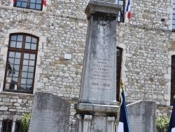 Photo paysage et monuments, Vallon-Pont-d'Arc - le Monument Aux Morts