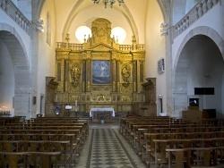 Photo paysage et monuments, Les Vans - Les Vans, Ardèche, église