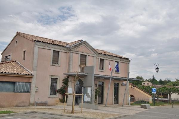 Photo Vinezac - la Mairie