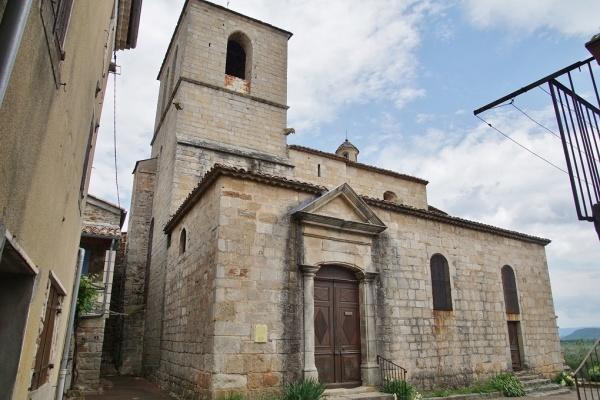Photo Vinezac - église Notre Dame