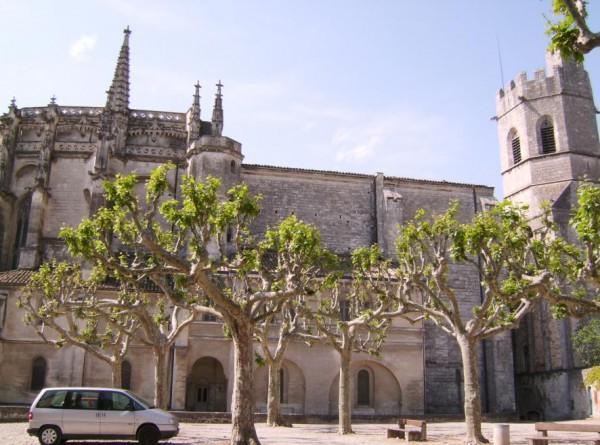 Cathédrale de Viviers