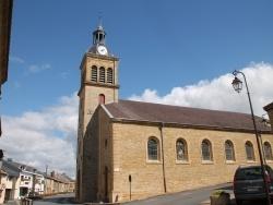 Photo paysage et monuments, Aiglemont - église St Quentin