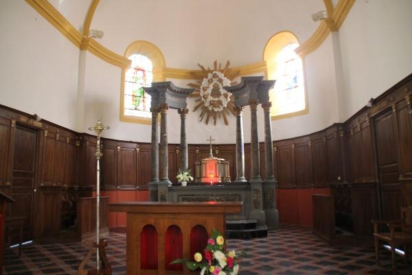 Photo Aiglemont - église St Quentin