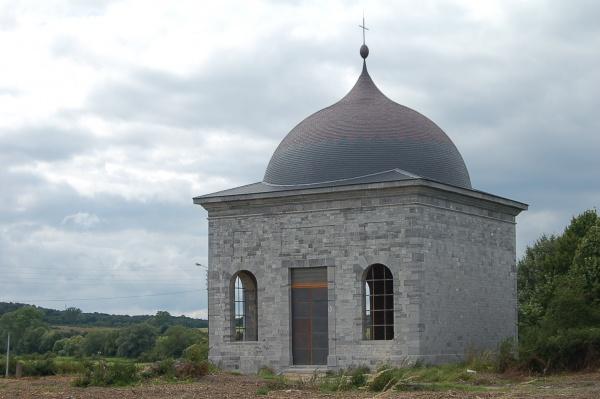 La chapelle Walcourt restaurée