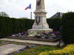 Photo paysage et monuments, Saint-Germainmont - Monument aux morts de Saint-Germainmont.