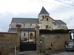 Photo paysage et monuments, Saint-Germainmont - Eglise de Saint-Germainmont.