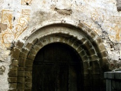 Photo paysage et monuments, Argein - Eglise Saint-Pierre d'Argein - Portail sud