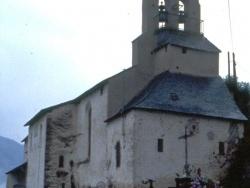 Photo paysage et monuments, Arrien-en-Bethmale - Arrien en Bethmale - Eglise  Saint-Michel